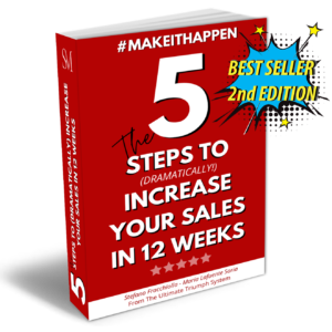 5 Steps to Dramatically Increase your Sales in 12 Weeks