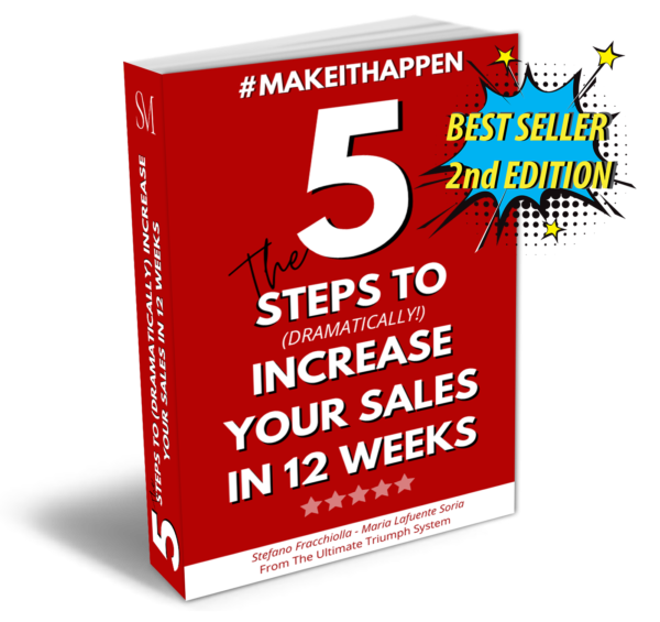 5 Steps to Dramatically Increase your Sales in 12 Weeks OFFER